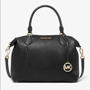 Michael Kors Large Pebbled Leather Bag
